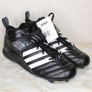 Adidas Grid Iron 3/4 D Football Cleats 9 NWT